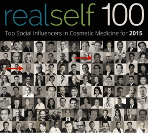 Drs Horowitz and Nichter Receive Real Self 100 Award