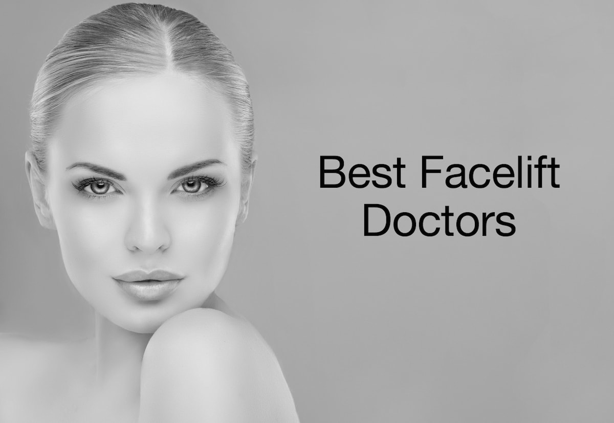 Our Doctors Voted Best Facelift Doctors in Los Angeles by Cosmetic Town